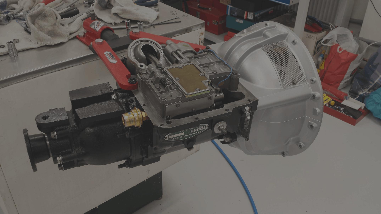 oprava automatické převodovky